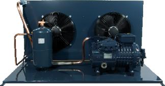 Unità condensatrici semiermetici AUT