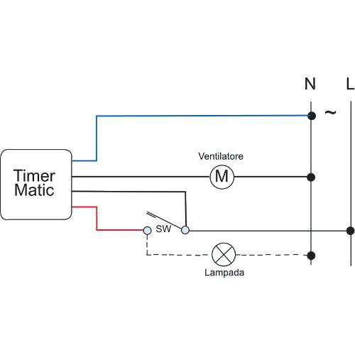 Temporizzatore Timermatic img02