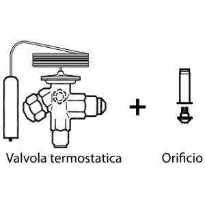 Valvola T2-TE2 Immagine